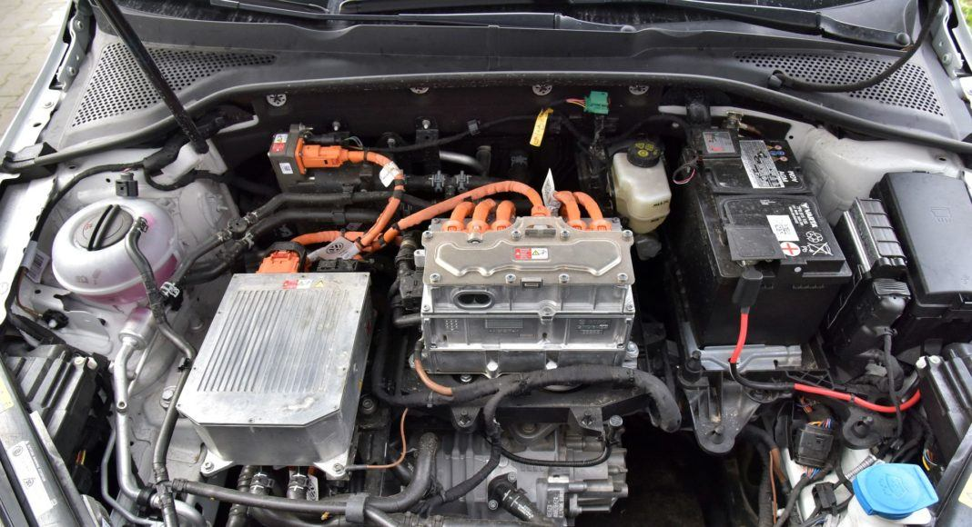 Volkswagen e-Golf - silnik