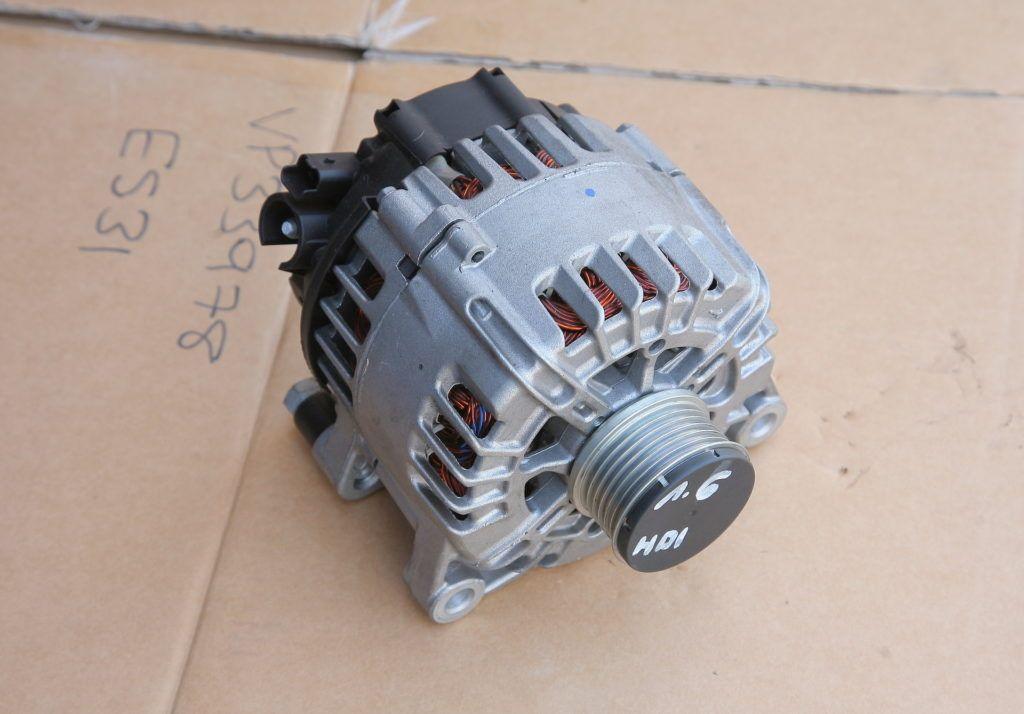 Regeneracja czy zakup używanego alternatora