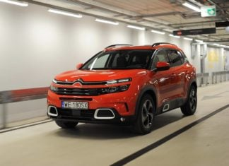 Citroen C5 Aircross BlueHDi 180 EAT8 Shine - TEST
