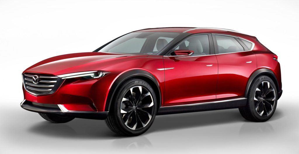 Mazda Koeru (2015)