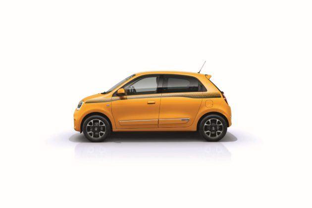 Renault Twingo po liftingu (2019)