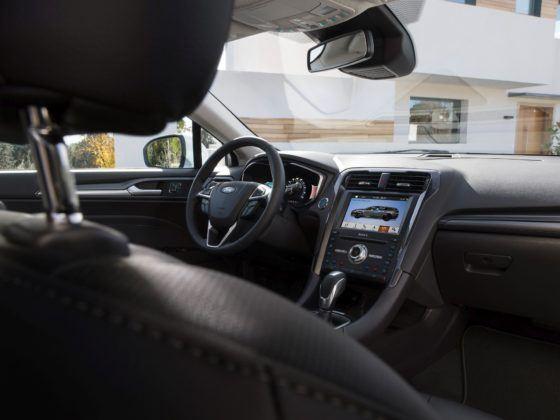 Ford Mondeo po liftingu (2019)