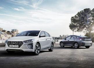 Hyundai Ioniq po liftingu – informacje i zdjęcia
