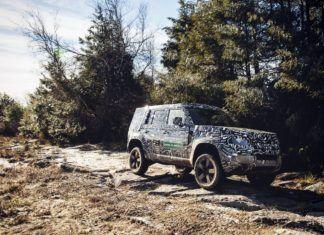 Land Rover Defender 2020 - informacje i zdjęcia