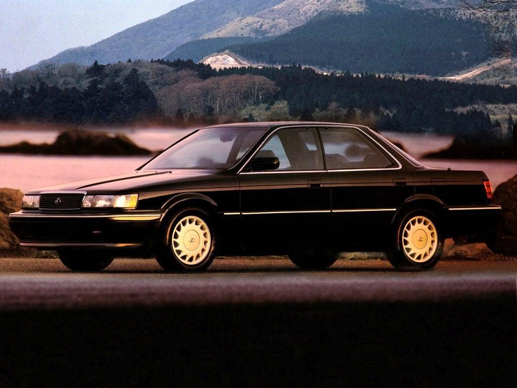 Lexus ES – pierwsza generacja