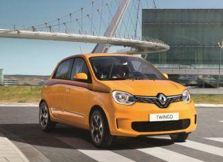 Renault Twingo po liftingu - ale nie w Polsce