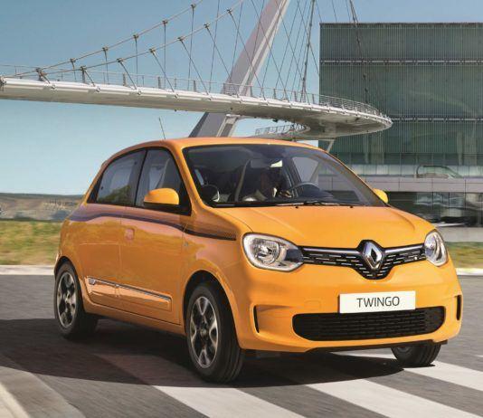 Renault Twingo FL