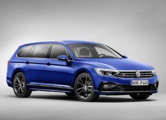 Volkswagen Passat (B8) po liftingu - informacje i zdjęcia