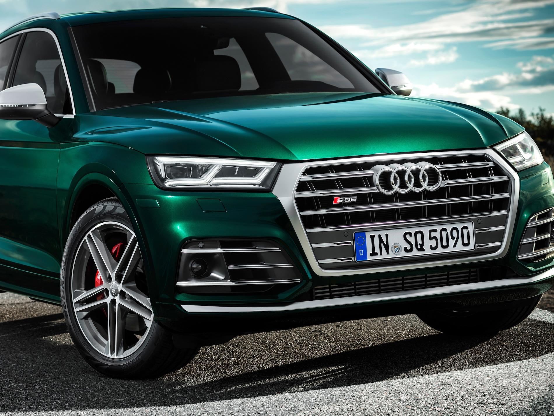 Audi SQ5 TDI