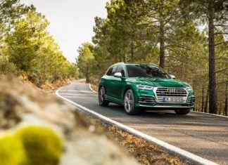 Audi SQ5 TDI – sportowe Q5 z dieslem