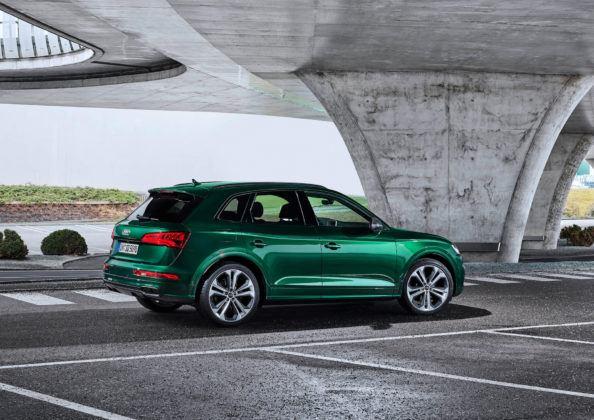 Audi SQ5 TDI - tył