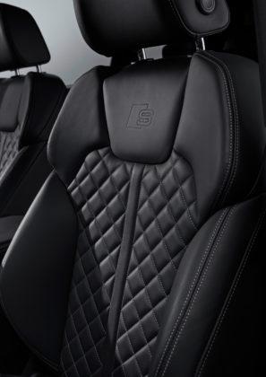 Audi SQ5 TDI - fotel