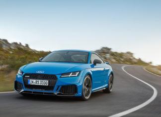 Nowe Audi TT RS – informacje, zdjęcia