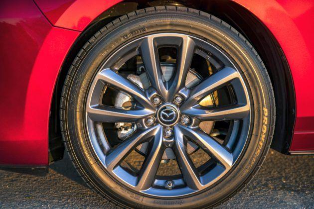 Mazda 3 (2019) - koło