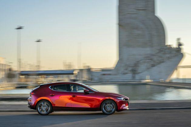 Mazda 3 (2019) - bok