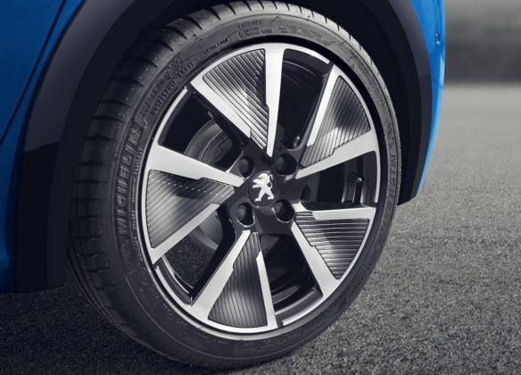 Peugeot 208 (2019) - koło