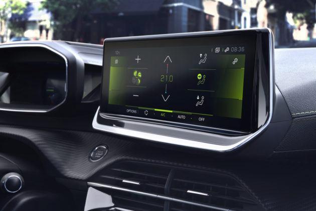 Peugeot 208 (2019) - system multimedialny