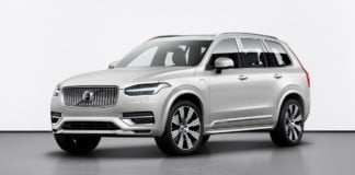 Volvo XC90 po liftingu (2019)