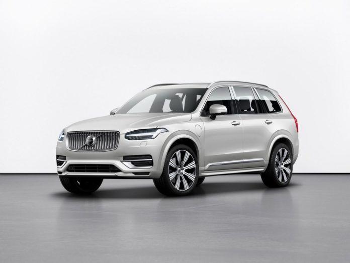 Volvo XC90 po liftingu (2019)