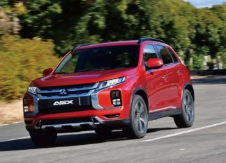 Mitsubishi ASX po liftingu 2020 – kompleksowa aktualizacja