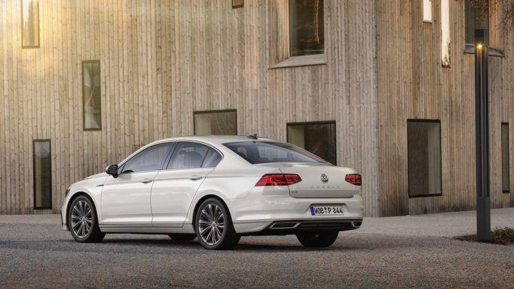 Volkswagen Passat (B8) po liftingu - wersja GTE