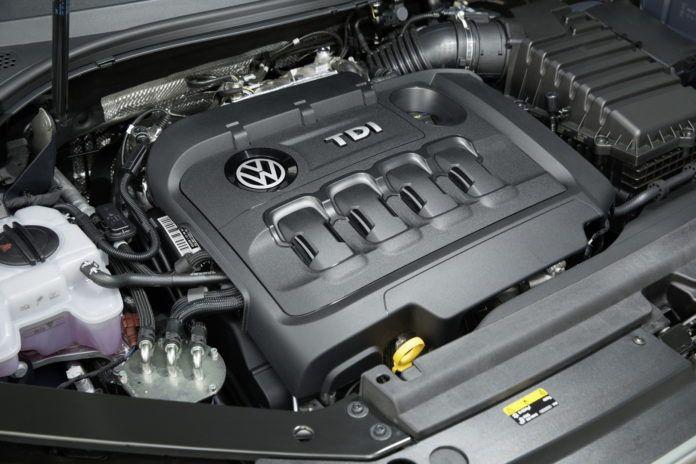 Volkswagen silnik TDI