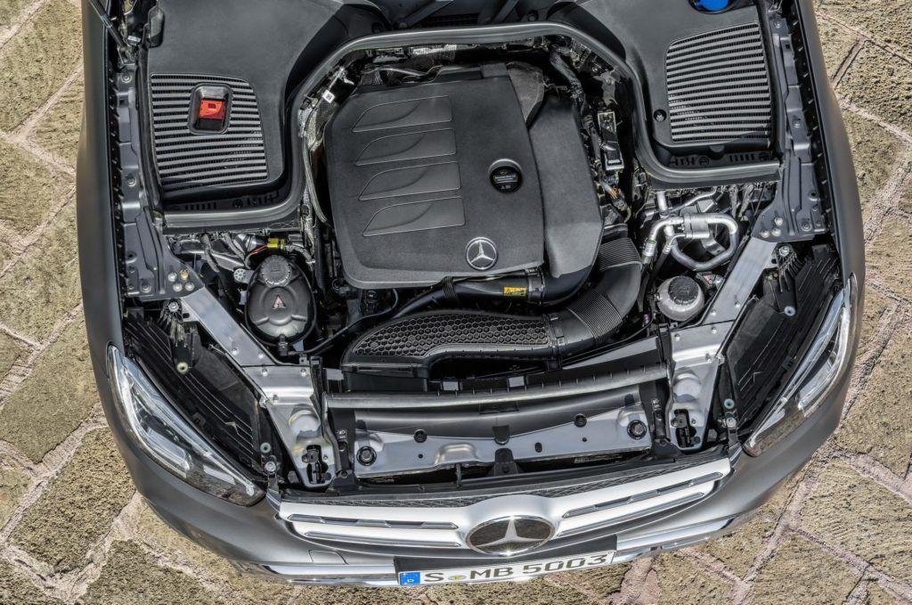 Mercedes GLC po liftingu (2019)