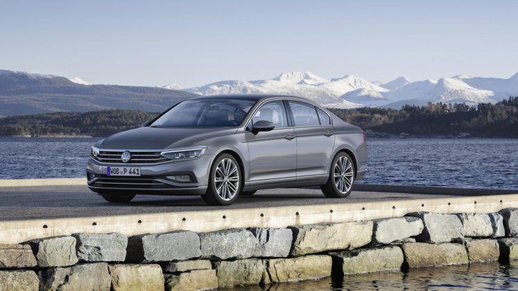 Volkswagen Passat (B8) po liftingu (2019)