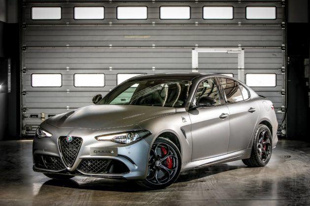 Alfa Romeo Giulia Q NRING