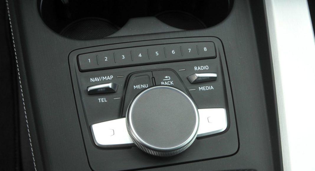 Audi A5 Sportback - kontroler