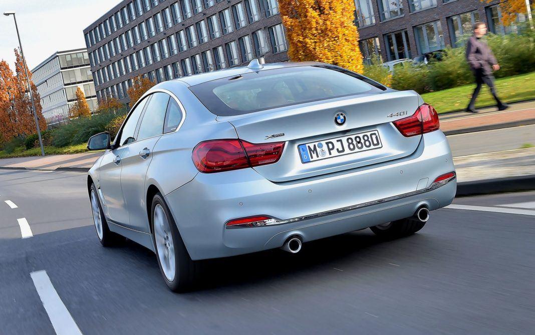 BMW 440i - dynamiczne