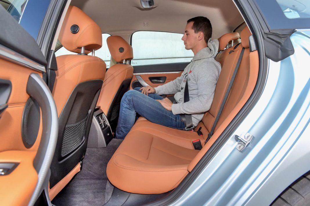 BMW 440i - kanapa