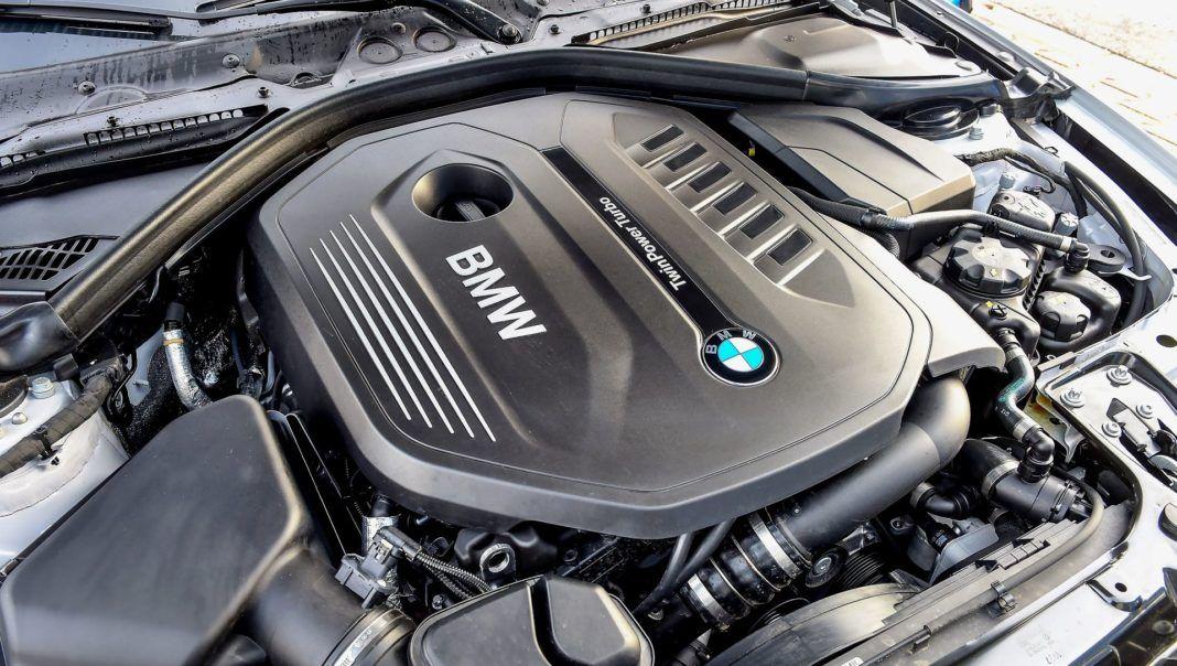 BMW 440i - silnik