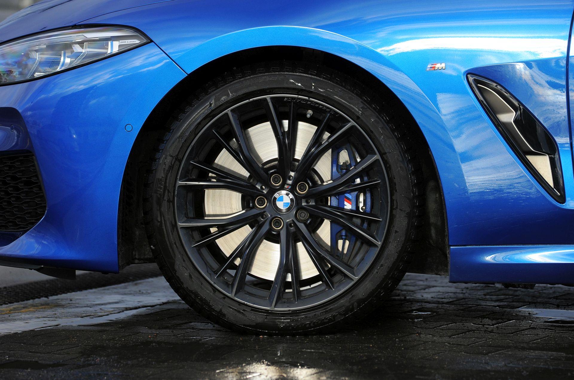 BMW M850i - felga