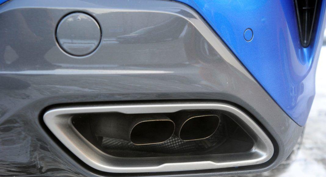 BMW M850i - wydech
