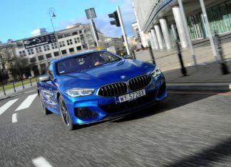 BMW M850i xDrive - TEST