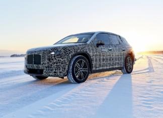 BMW testuje elektrycznego crossovera – konkurenta Tesli