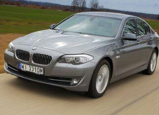Używane BMW serii 5 (F10; 2010-2017) – opinie, dane techniczne, typowe usterki