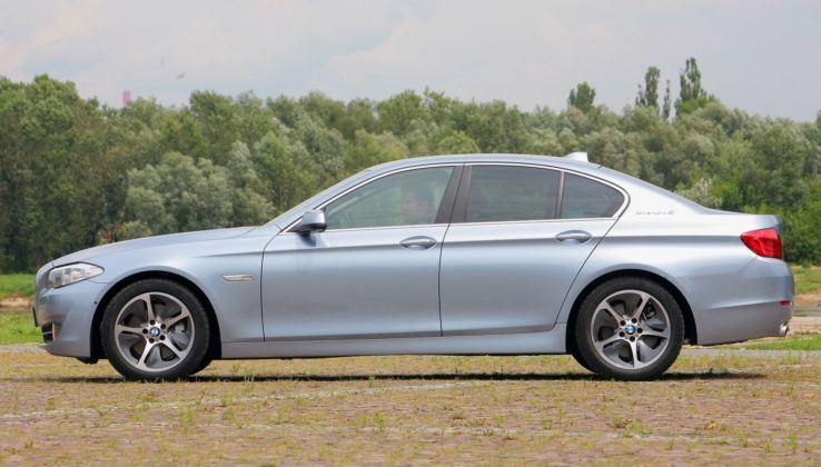 BMW serii 5 (F10) - Active Hybrid
