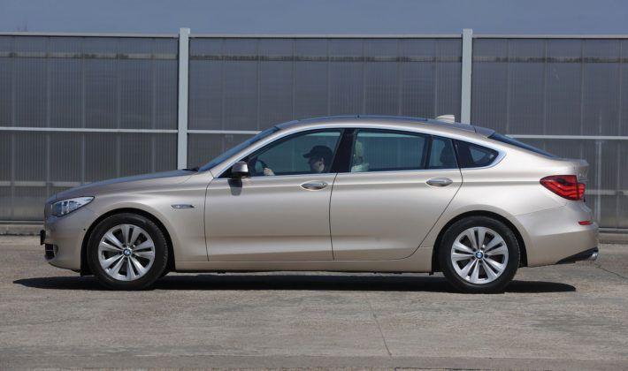 BMW serii 5 (F10) - GT