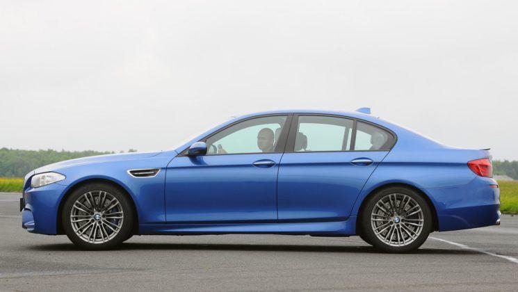 BMW serii 5 (F10) - M5