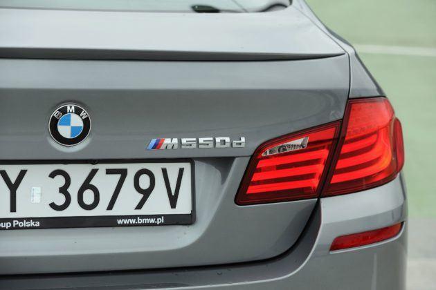 BMW serii 5 (F10) - M550d