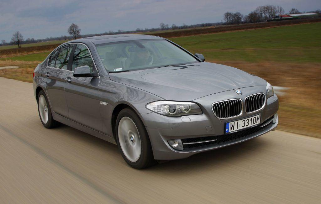 BMW serii 5 (F10) - dynamiczne (15)