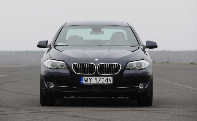 BMW serii 5 (F10) - przód