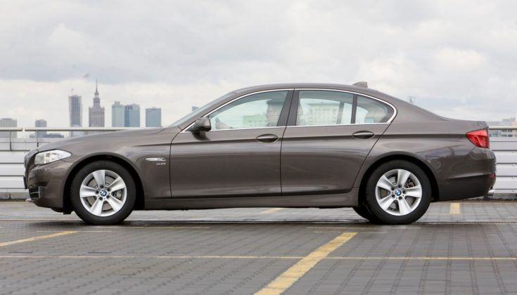 BMW serii 5 (F10) - sedan