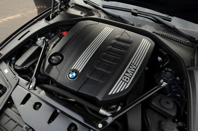 BMW serii 5 (F10) - silnik