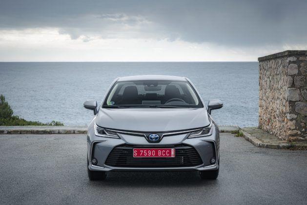 Toyota Corolla sedan (2019)