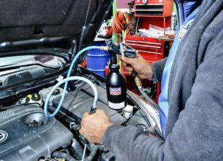 Regeneracja DPF: czyszczenie filtra cząstek stałych bez wyjmowania go z auta