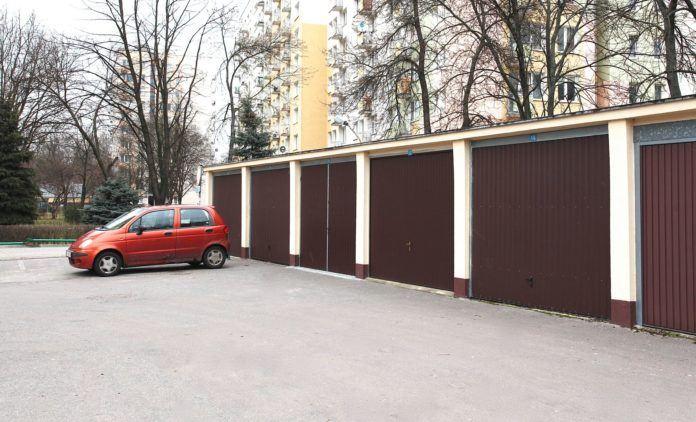Garaż na własność 03