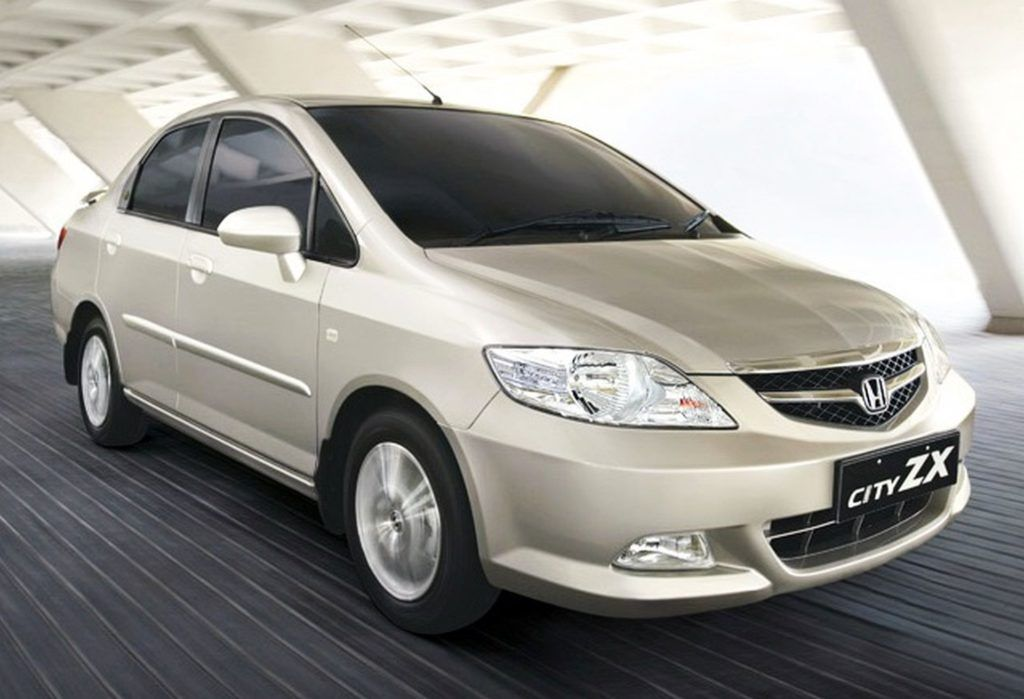 Honda City IV